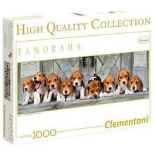 Пазл Clementoni, 1000 элементов - Щенки гончей