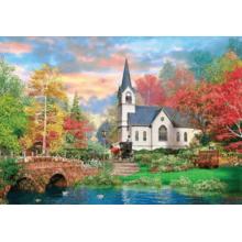 Пазл Clementoni, 1500 элементов - Осенний пейзаж