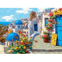 Пазл Castorland, 2000 элементов - Весна в Санторини