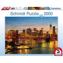 Пазл Schmidt, 2000 элементов - Нью Йорк