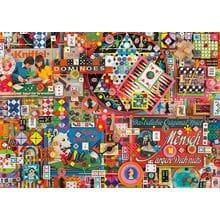 Пазл Schmidt, 1000 элементов - Ш. Дэвис: Коллаж - Настольные игры