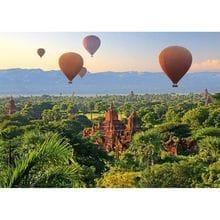 Пазл Schmidt, 1000 элементов - Воздушные шары. Мьянма