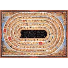 Пазл Heye, 4000 элементов - Degano: История Мира (опус 1)