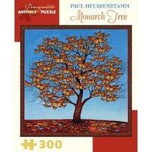 Пазл Pomegranate, 300 элементов - Пауль Хойссенштамм: Монархическое дерево