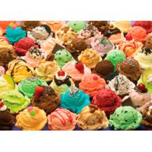 Пазл Cobble Hill, 1000 элементов - Мороженое, Jack Pine