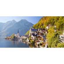 Пазл Castorland, 4000 элементов - Набережная, Австрия