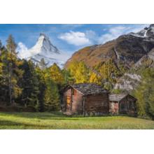 Пазл Clementoni, 2000 элементов - Хижина в горах