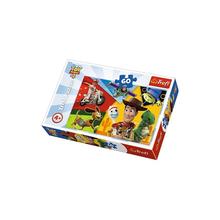Пазл Trefl, 60 элементов - Сделано для игры, Toy Story
