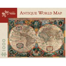 Пазл Pomegranate, 1000 элементов - Х.Хондиус: Античная карта мира