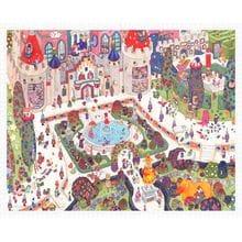 Пазл Pintoo, 2000 элементов - Джиомо: Башня из слоновой кости
