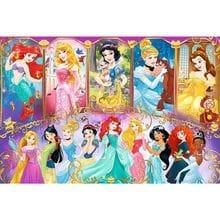 Пазл Trefl, 160 элементов - Портреты принцесс