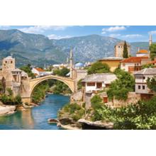 Пазл Castorland, 1000 элементов - Босния и Герцеговина