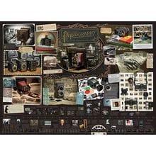 Пазл Cobble Hill, 1000 элементов - История фотографии