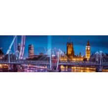 Пазл Clementoni, 1000 элементов - Ночной Лондон