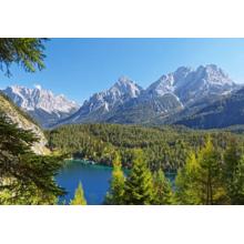 Пазл Castorland, 3000 элементов - Озеро в Альпах, Австрия