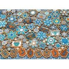 Пазл Cobble Hill, 1000 элементов - Печенье для Хануки