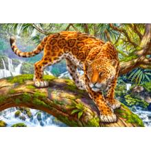 Пазл Castorland, 1500 элементов - Ягуар