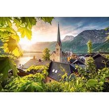 Пазл Castorland, 1000 элементов - Гальштат. Австрия