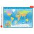 Пазл Trefl, 2000 элементов - Политическая карта мира