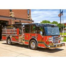 Пазл Castorland, 180 элементов - Пожарная машина