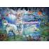 Пазл Schmidt, 1000 элементов - Волки в зимнем лесу