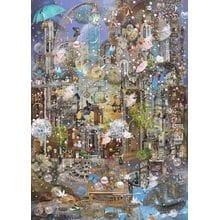 Пазл Heye, 1000 элементов - Жемчужный дождь