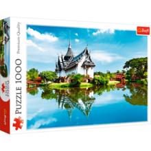 Пазл Trefl, 1000 элементов - Дворец. Таиланд