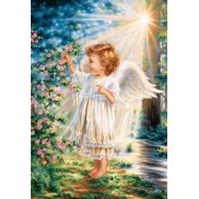 Пазл Castorland, 1000 элементов - Прикосновение Ангела