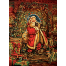 Пазл Cobble Hill, 1000 элементов - Рождество