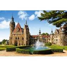 Пазл Castorland, 1500 элементов - Замок, Польша