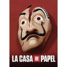 Пазл Clementoni, 1000 элементов - La Casa - 3. NETFLIX