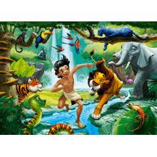 Пазл Castorland, 100 элементов - Книга джунглей