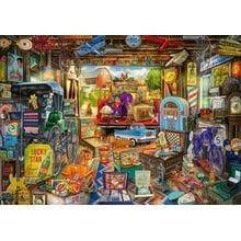 Пазл Schmidt, 500 элементов - Блошиный рынок в гараже
