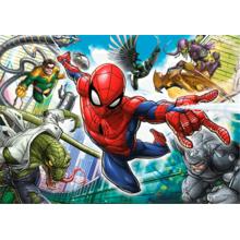 Пазл Trefl, 200 элементов - Супергерой. Человек-паук,