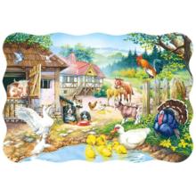 Пазл Castorland, 30 элементов - Ферма