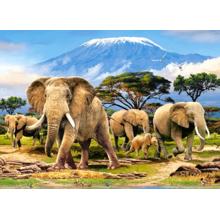 Пазл Castorland, 300 элементов - Утро в Килиманджаро