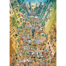 Пазл Heye, 2000 элементов - Демонстрация