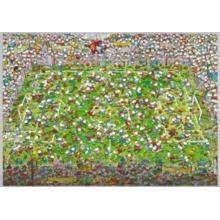 Пазл Heye, 4000 элементов - Mordillo: Кубок мира