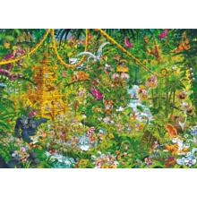 Пазл Heye,2000 элементов - В джунглях