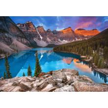 Пазл Castorland, 500 элементов - Озеро Морейн, Канада