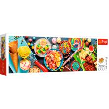 Пазл Trefl, 1000 элементов - Сладкие деликатесы