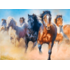 Пазл Trefl, 2000 элементов - Табун лошадей