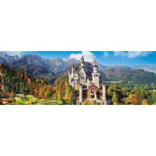 Пазл Clementoni, 1000 элементов - Замок Бавария