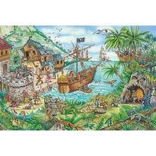 Пазл Schmidt, 100 элементов - Пиратская бухта