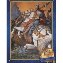 Пазл Heye, 1000 элементов - Святой Георг