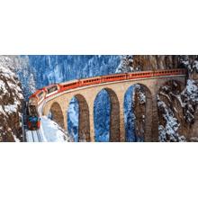 Пазл Castorland, 600 элементов - Швейцарские Альпы