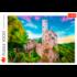 Пазл Trefl, 1000 элементов - Замок Лихтенштейн, Германия