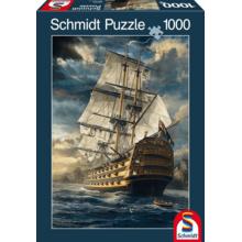 Пазл Schmidt, 1000 элементов - Фрегат