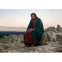 Пазл Stella, 1000 элементов - Крамской И.Н.: Христос в пустыне