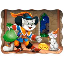 Пазл Castorland, 30 элементов - Кот в сапогах